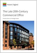 Cover for The Late 20th-Century Commercial Office