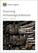 Cover for Preserving Archaeological Remains