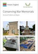 Cover for Conserving War Memorials