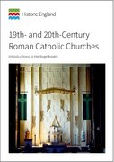 Cover for 19th- and 20th-Century Roman Catholic Churches