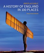 Cover for A History of England in 100 Places