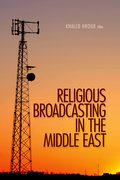 Cover for Religious Broadcasting in the Middle East