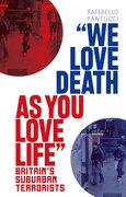 "Cover for ""We Love Death As You Love Life"""