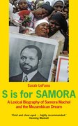 Cover for S is for Samora