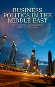 Cover for Business Politics in the Middle East