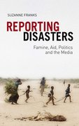 Cover for Reporting Disasters