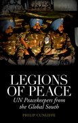 Cover for Legions of Peace