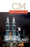 Cover for Critical Muslim 07