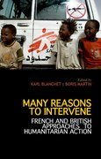 Cover for Many Reasons to Intervene