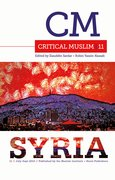 Cover for Critical Muslim 11: Syria