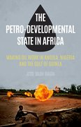 Cover for The Petro-Developmental State in Africa