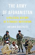 Cover for The Army of Afghanistan