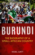 Cover for Burundi