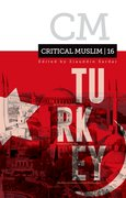 Cover for Critical Muslim 16: Turkey