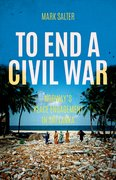 Cover for To End a Civil War