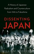 Cover for Dissenting Japan