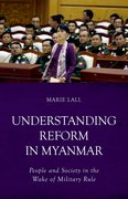 Cover for Understanding Reform in Myanmar