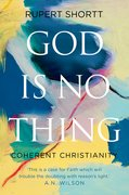 Cover for God is No Thing