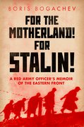 Cover for For The Motherland! For Stalin!