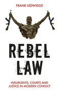 Cover for Rebel Law