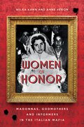 Cover for Women of Honor
