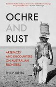 Cover for Ochre and Rust