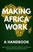 Cover for Making Africa Work