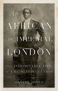 Cover for An African in Imperial London
