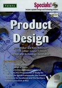 Secondary Specials! +CD: D&T - Product Design