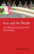 Cover for Iran and the Bomb
