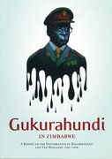 Cover for Gukurahundi in Zimbabwe