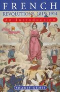 Cover for French Revolutions, 1815-1914
