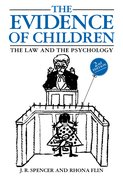 Cover for The Evidence of Children