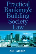 Cover for Practical Banking and Building Society Law