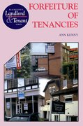 Cover for Forfeiture of Tenancies