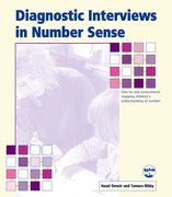 Cover for Diagnostic Interviews in Number Sense