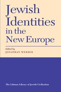 Cover for Jewish Identities in the New Europe
