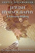 Cover for Jewish Hymnography