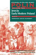 Cover for Polin: Studies in Polish Jewry Volume 10