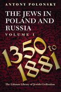 Cover for Jews in Poland and Russia: 1350-1914 v. 1