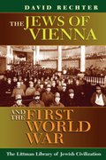 Cover for Jews of Vienna and the First World War