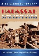 Cover for Hadassah