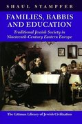 Cover for Families, Rabbis and Education