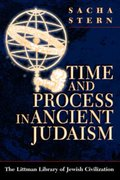 Cover for Time and Process in Ancient Judaism