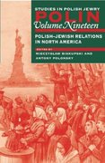 Cover for Polin: Studies in Polish Jewry Volume 19