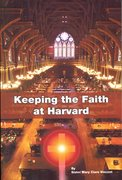 Cover for Keeping the Faith at Harvard