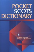 Cover for Pocket Scots Dictionary