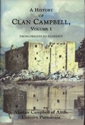 Cover for A History of Clan Campbell
