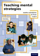 Cover for Teaching Mental Strategies Years 3 & 4