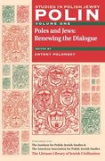 Cover for Polin: Studies in Polish Jewry Volume 1